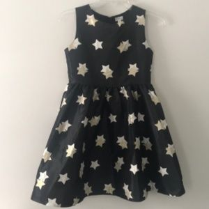 Gymboree Sparkly Star Dress (size 12)